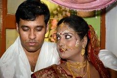 Ślubni rytuały Zdjęcie Royalty Free