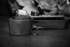 Ślubni temat, symboliczny miłość i romans zdjęcie royalty free