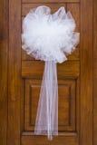 Ślubny łęk Zdjęcia Stock