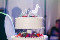 Ślubny bufet dla wydarzeń obraz stock