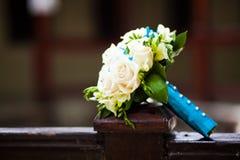 Ślubny bukiet Obraz Royalty Free