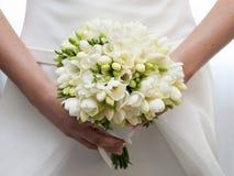 Ślubny bukiet fotografia stock