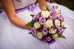 Bridal bukiet Zdjęcia Stock