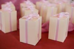 Ślubny cukierek zdjęcie royalty free