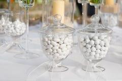 Ślubny cukierek zdjęcie stock