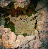 ślubny kamienny cienia światło Obraz Royalty Free