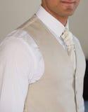 Ślubny Krawat Zdjęcie Royalty Free