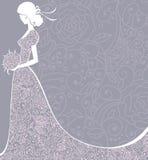 Ślubny tło Obrazy Stock
