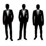 Ślubny mężczyzna ` s kostium Obraz Stock