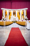 Ślubny ołtarz Obraz Royalty Free