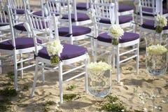 Ślubny położenie Zdjęcia Stock