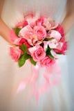 Ślubny Podniecenie Fotografia Stock