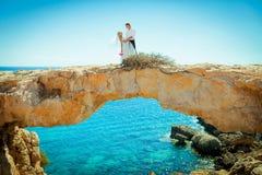 Ślubny sesja zdjęciowa. Obraz Royalty Free