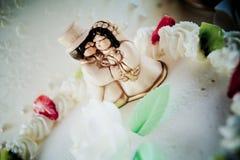 Ślubny szczegół Fotografia Royalty Free