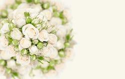 Ślubny tło Zdjęcie Royalty Free