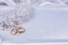 Ślubny tło Obraz Royalty Free