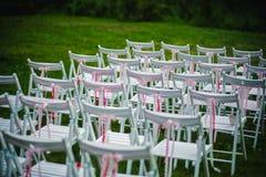 Ślubny wnętrze Zdjęcie Royalty Free