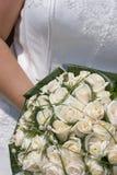 ślubnych bukiet. zdjęcie royalty free