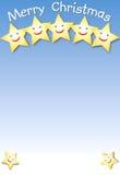 śmiać gwiazdy Zdjęcie Royalty Free