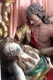 Śmierć Świątobliwy Maryjny Magdalene obrazy royalty free