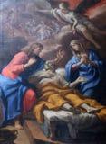 Śmierć święty Joseph obraz stock