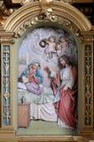 Śmierć święty Joseph fotografia stock