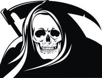 Śmierć jako osoba ilustracji