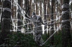 Śmierć w lesie zdjęcie stock