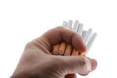 Śmiercionośna dawka nikotyna Zdjęcie Royalty Free