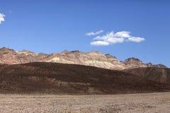 Śmiertelna dolina w Kalifornia zdjęcie stock