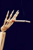 Śmiertelna ręka Obrazy Royalty Free