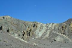 Śmiertelny Dolinny park narodowy, Śmiertelna Dolinna droga Obraz Royalty Free