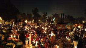 Śmiertelny dzień w Meksyk Zdjęcie Royalty Free