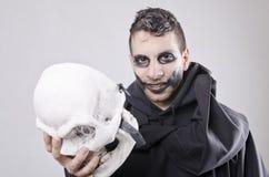 Śmiertelny kostium Obraz Stock