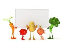 śmieszny charakteru jedzenie ilustracji