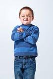 Śmieszny Little Boy Obrazy Royalty Free