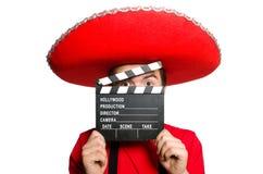 Śmieszny meksykanin obraz royalty free