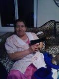 Śmieszny przyglądający meksykanin Fotografia Royalty Free