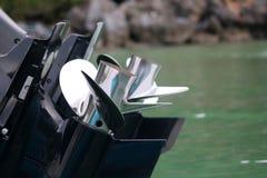 Śmigło prędkości łódź Obraz Royalty Free