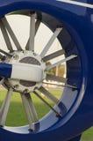 Śmigłowcowy rotorowy ogon Fotografia Royalty Free