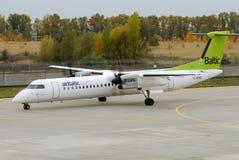 Śmigłowy samolot Zdjęcie Stock
