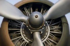 Śmigłowy silnik Obraz Royalty Free