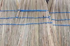 Śmignięcie miotły na rynek otwarty Obraz Royalty Free