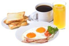śniadanie świeżo Zdjęcie Royalty Free