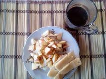 śniadanie obraz stock