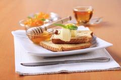 śniadanie Obraz Royalty Free