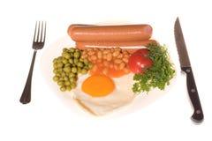 śniadanie gotujący świeżo fotografia stock