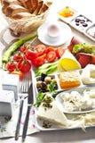 Śniadanie talerz Zdjęcie Royalty Free