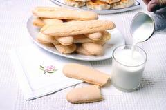 Śniadanie w Sardegna Zdjęcia Royalty Free