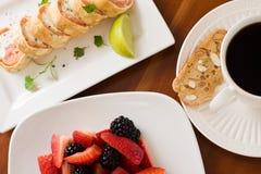 Śniadanio-lunch Zdjęcia Royalty Free